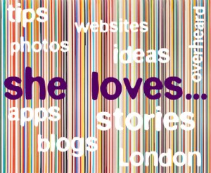 She Loves…Blogs Written By Pigeons.