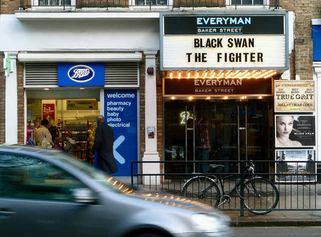 The Everyman Cinema Baker Street