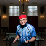 Highly Recommended: A Film about Over 80s Playing Ping Pong (stick with me)