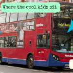 Where the cool kids sit on the bus