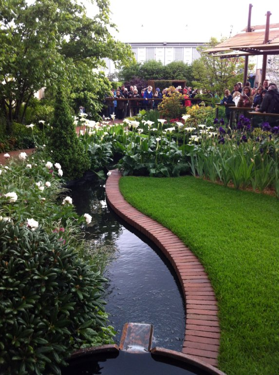 East Village garden Chelsea flower show
