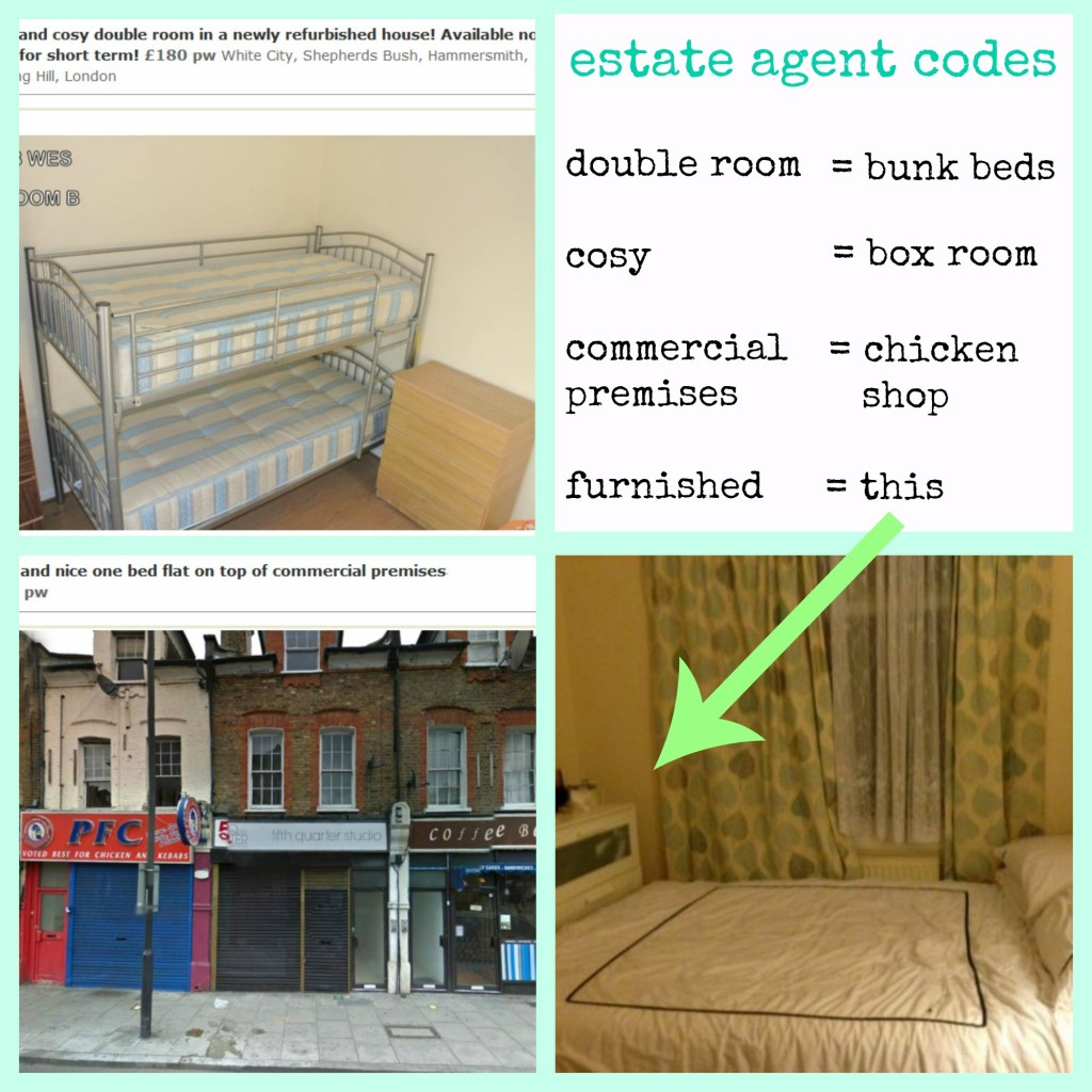 estate agent codes