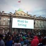 Somerset House Film Screenings: What To Bring