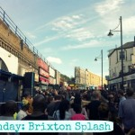 "Summer To Do List: A ""Quiet"" Sunday at Brixton Splash"