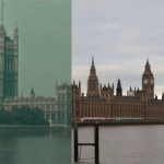 Cool Stuff: London in 1927 vs. London in 2013