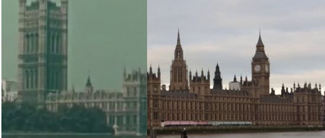 big ben then and now