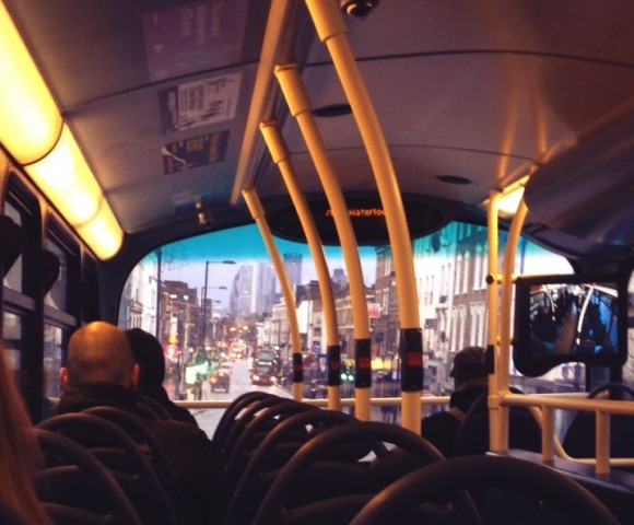 8 Reasons Why Commuting by Bus is LOADS Better than the Tube