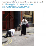 Friday Mystery: The Dog Man of Farringdon