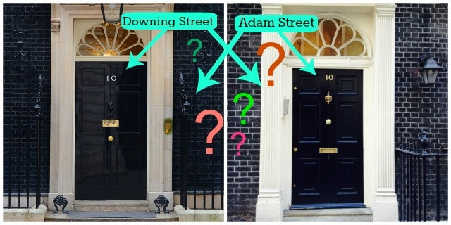 downing street adam street