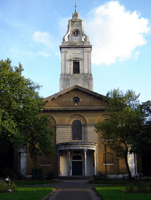 st johns hackney