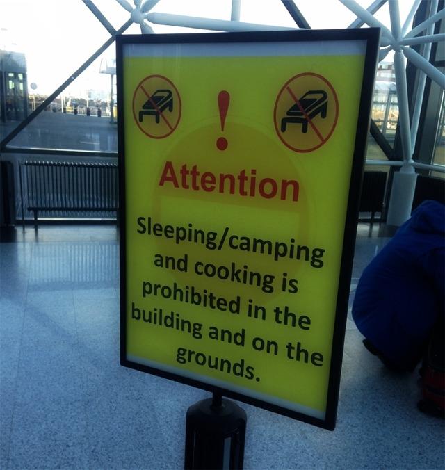 no-camping