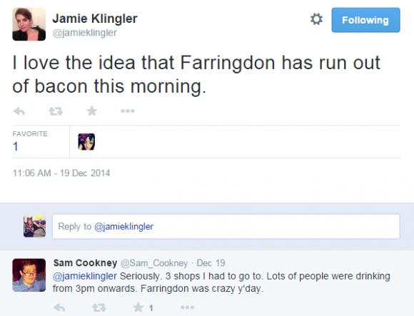 farringdon bacon