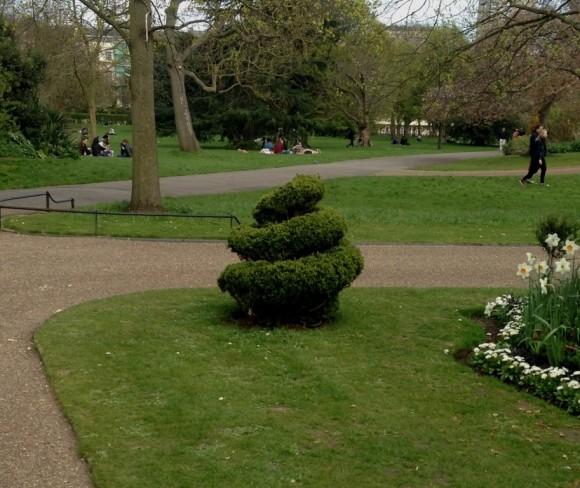 turd topiary