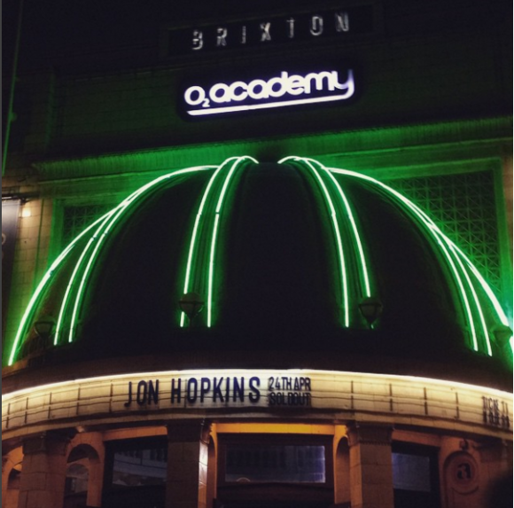 jon hopkins brixton academy