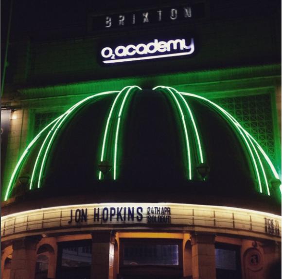 jon hopkins brixton academy