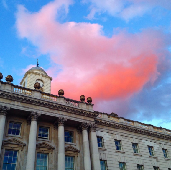 sunset at kwabs somerset house