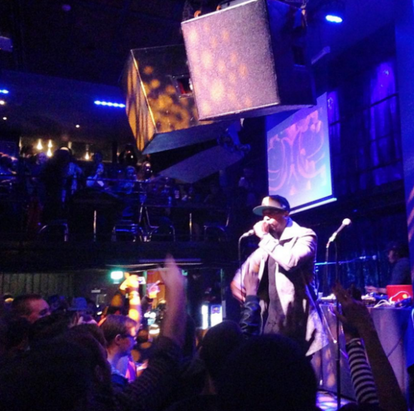 talib kweli at the jazz cafe